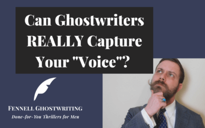 """Can Ghostwriters REALLY Capture Your """"Voice""""?"""