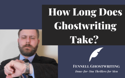 How Long Does Ghostwriting Take?